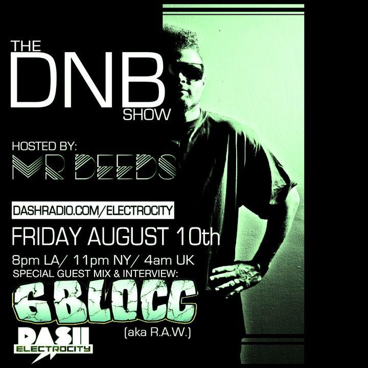 the DNB show S02E09 (special guest 6blocc aka R.A.W.)