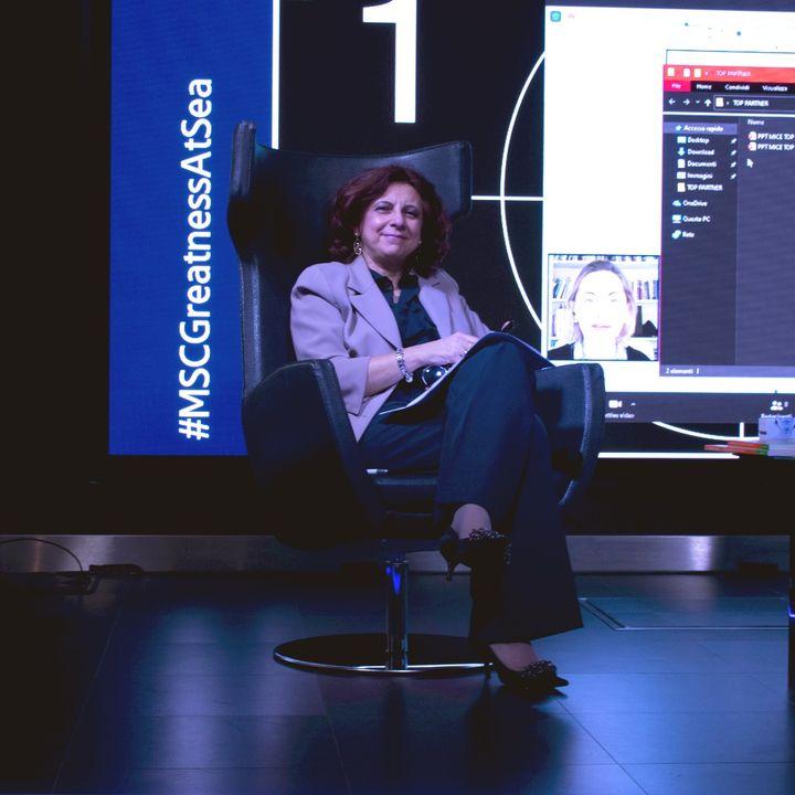 """D.ssa Loredana Gambino-AD Top Partners: """"Risultati e programmi futuri e il nuovo appuntamento Next Generation Mobility"""""""