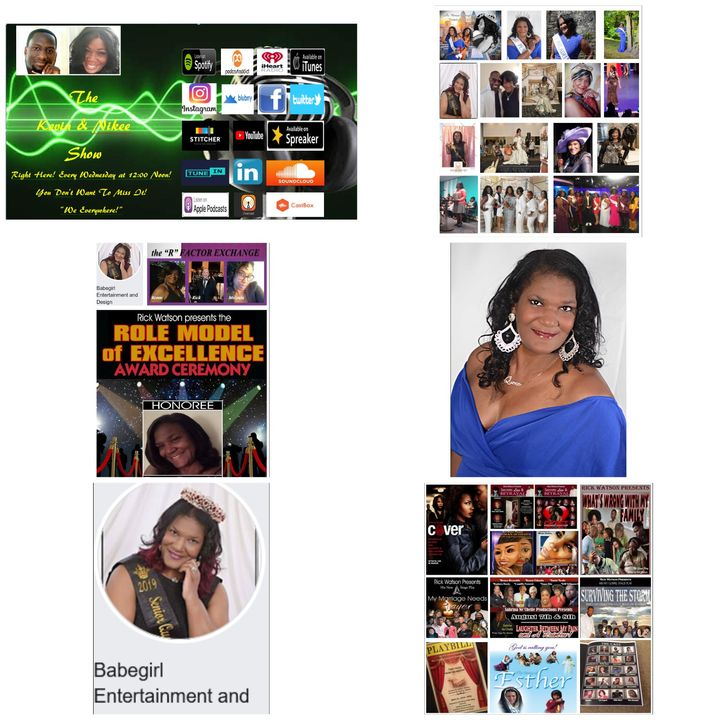 The Kevin & Nikee Show - Renee Reynolds-Lawson - Multi Award-Winning Beauty Pageant Winner, Band Leader, Actress & Cancer Awareness Advocate