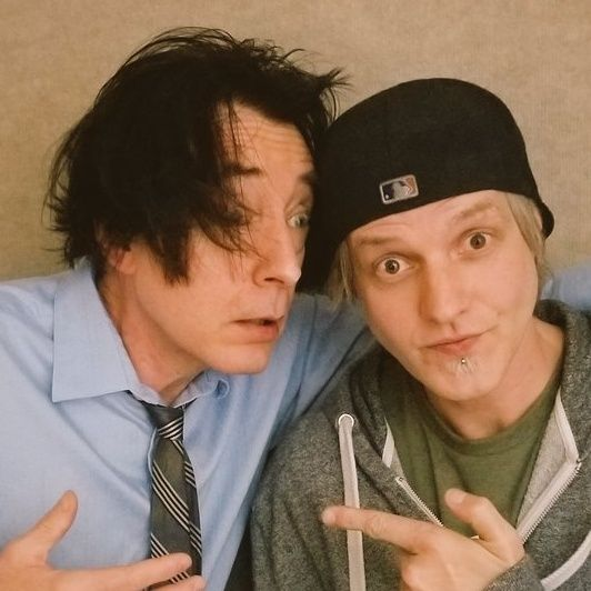 The Emo Philips visit
