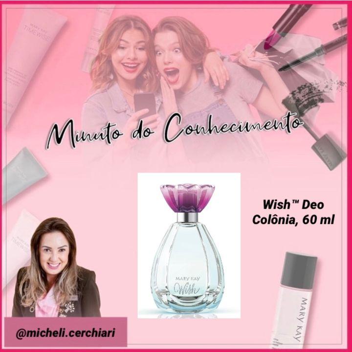 Wish™ Deo Colônia, 60 ml
