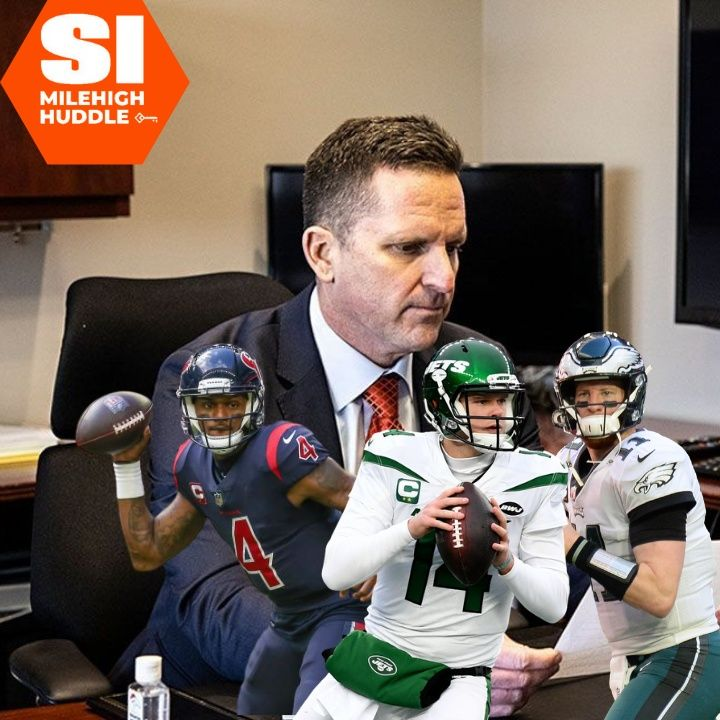 BTB #205: Broncos Were 'Close' to Making Big QB Trade Last Week