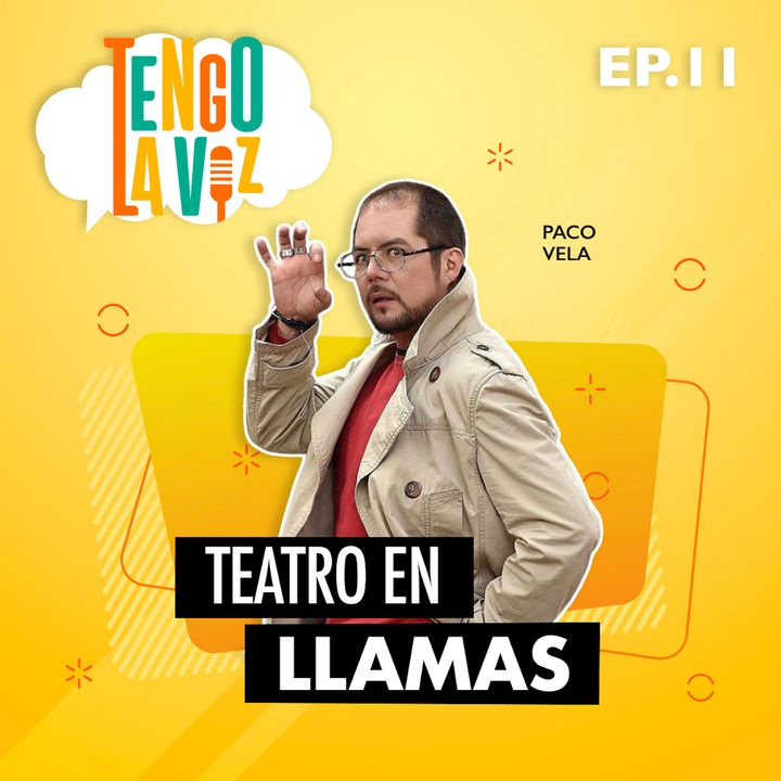 E11. Teatro en Llamas
