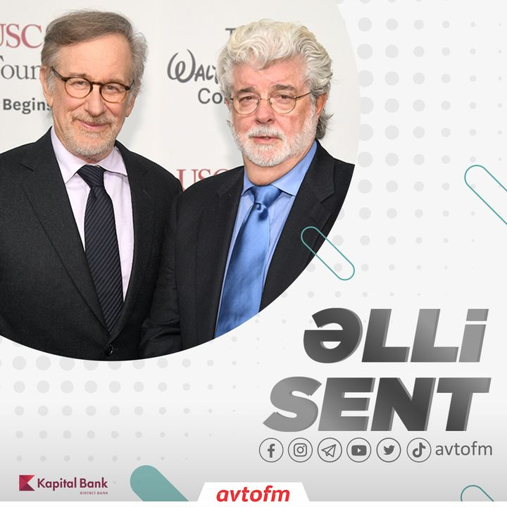 Steven Spielberg və George Lucas | Əlli sent #69