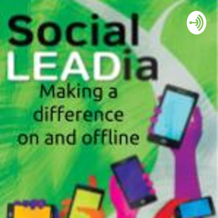 Social LEADia: Making a Difference on & offline