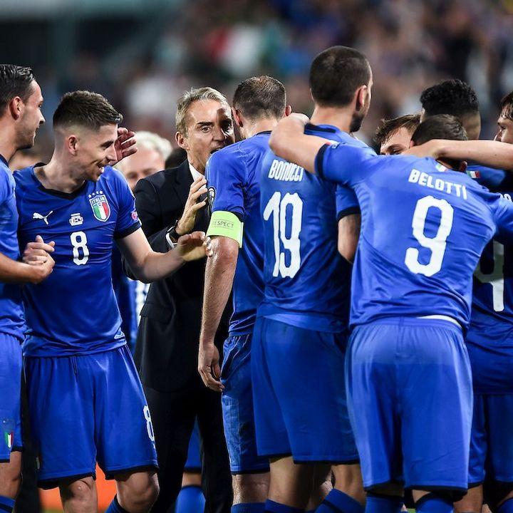 EUROPEO 2021 - Italia vs Inghilterra