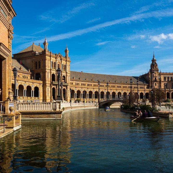 Nos escapamos a Sevilla, hablamos de respeto, escuchamos a Battiato y mucho más.... 7 Días X Delante 07062021ivoox