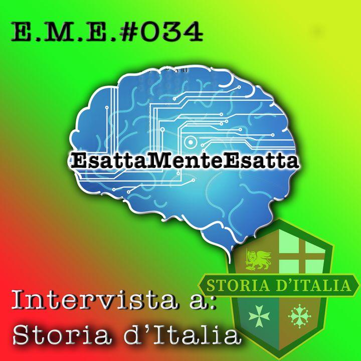 P.34 intervista a Marco Cappelli di Italia Storia