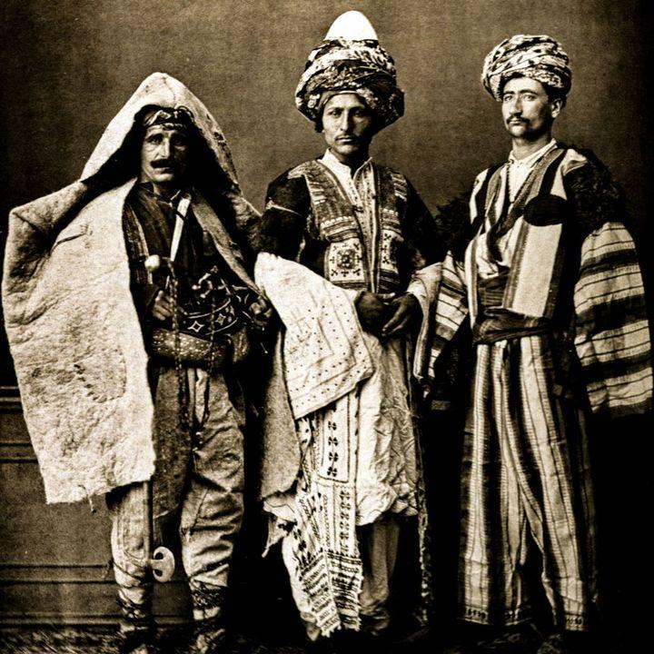 Popoli dell'Iraq: i Curdi, dalle origini al Trattato di Sevres
