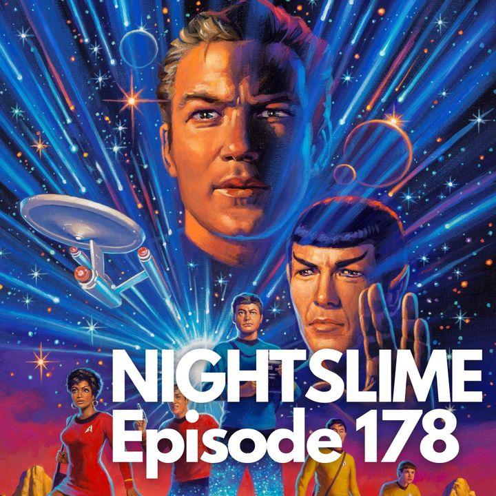 S04E28 [178]: Star Trek. Rok piąty