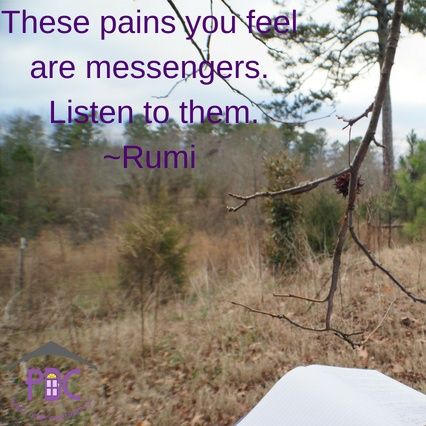 """LuvSpeaks Segment with MLuv 8-21-2018 """"These pains you feel are messengers"""""""