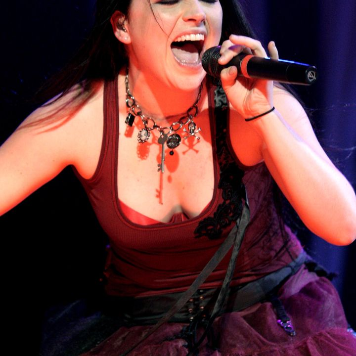 Amy Lee of Evanescence ...