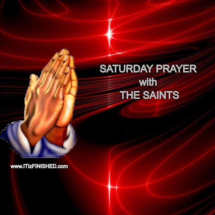 Saturday Prayer 18SEP21
