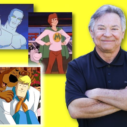 #372: Frank Welker, voiceover legend, is here to talk Scooby-Doo, Super Friends, and more!