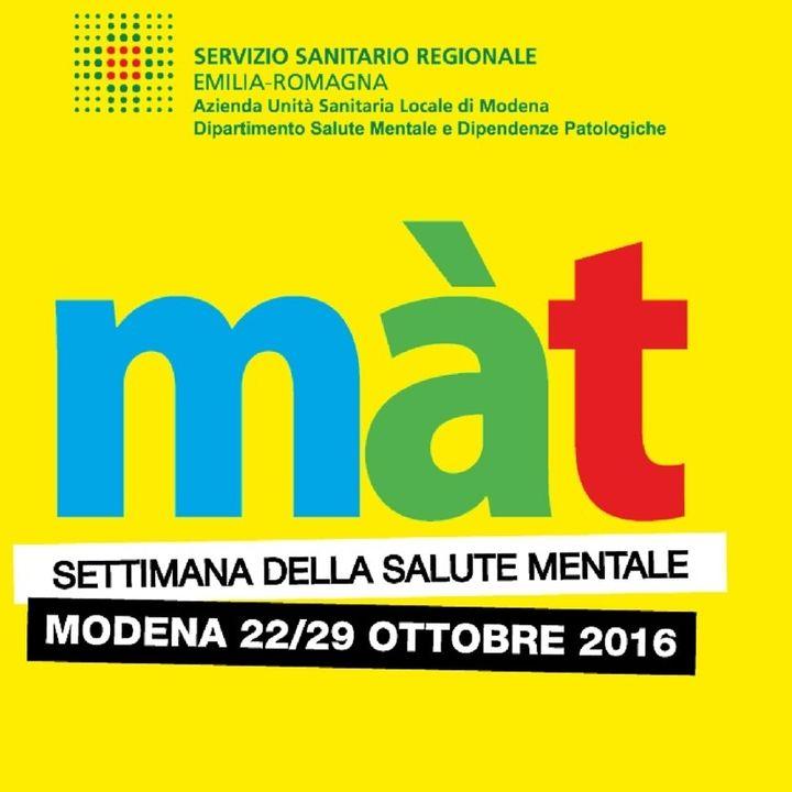 Spot Màt 2016 - Settimana della Salute Mentale di Modena