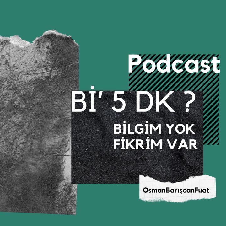 S1B16 - Bilgim Yok Fikrim Var