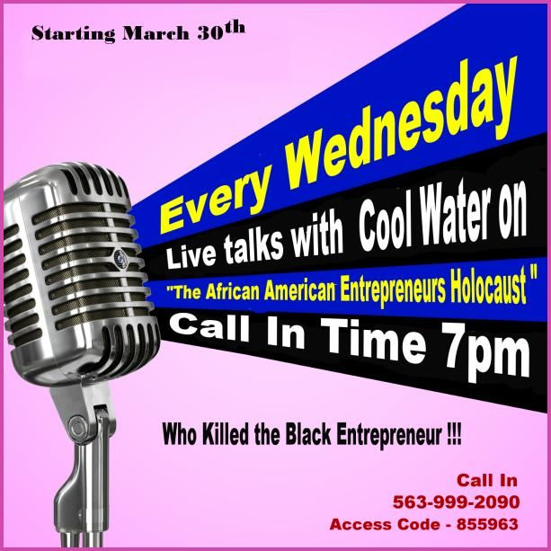 Who Killed The Black Entrepreneur Part #2