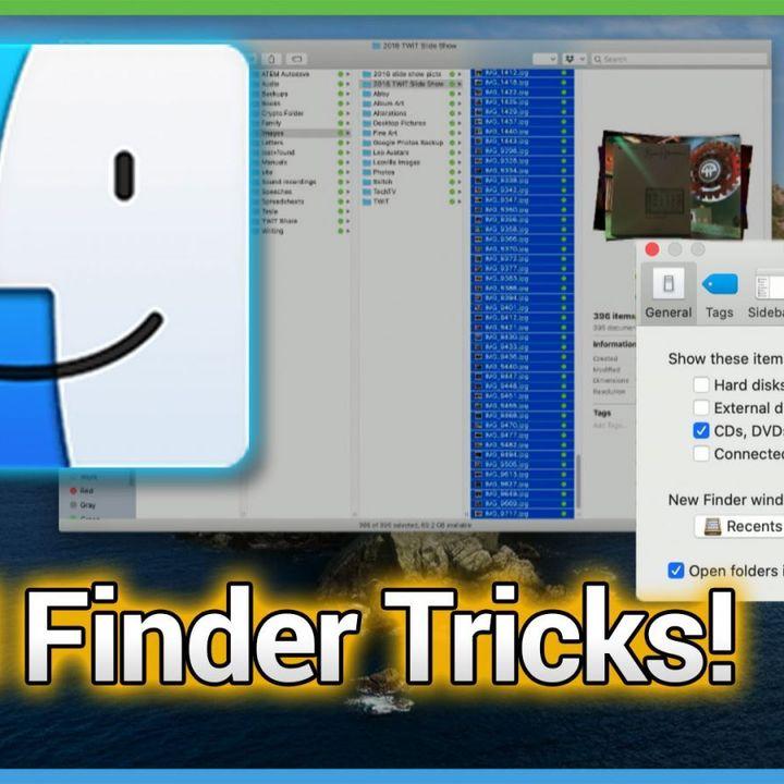 Hands-On Mac 25: Finder Tips