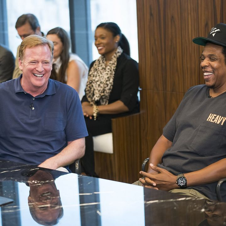 Jay Z The NFL- Just Business or Selling Out