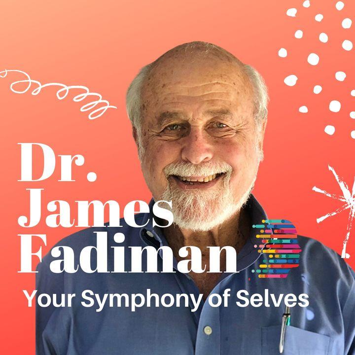 Dr. Jim Fadiman on Microdosing & Our Multiple Selves (ft. Dr. Nicolas Cozzi)