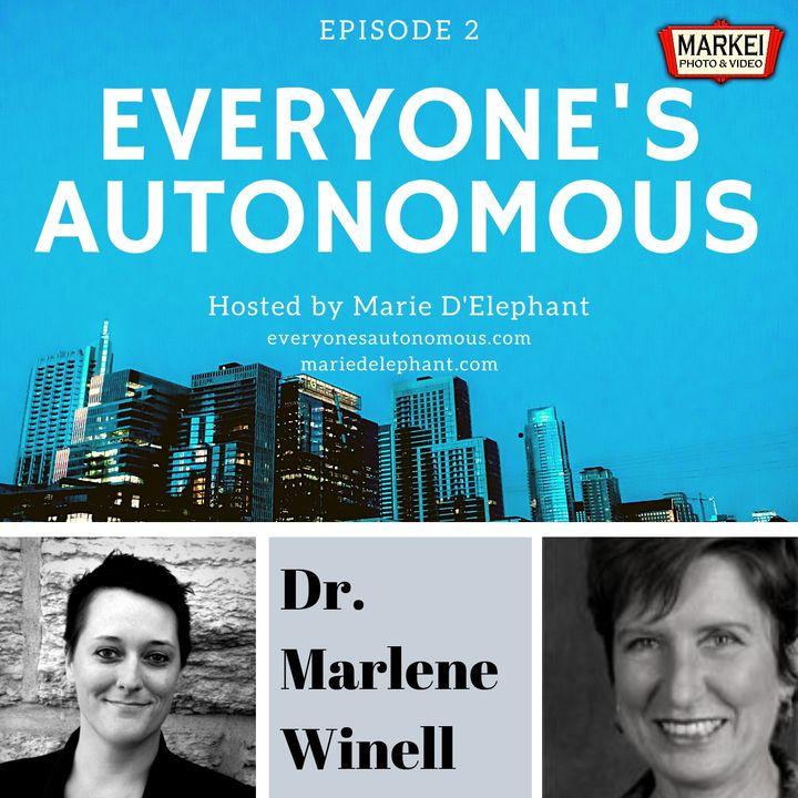 Episode 2: Dr. Marlene Winell - JourneyFree