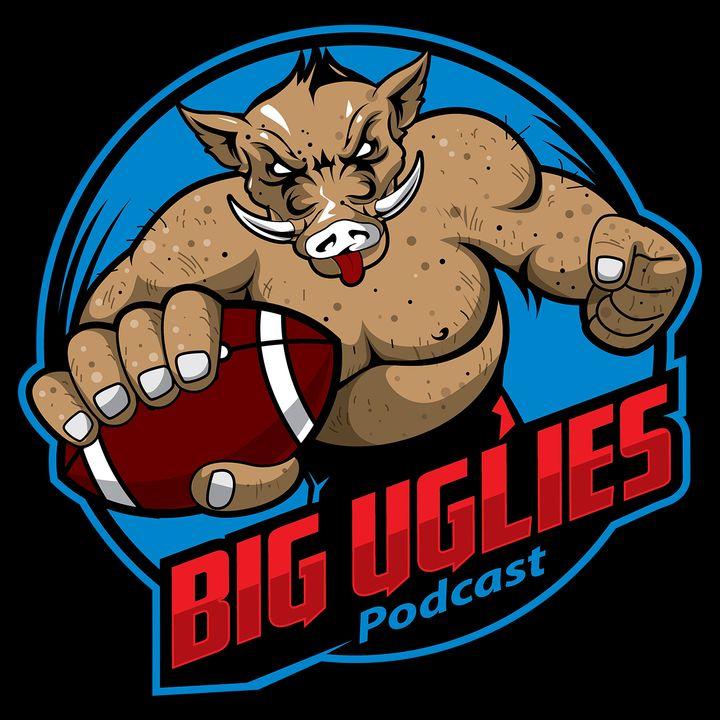 Big Uglies # 3 - Aquib and the Man