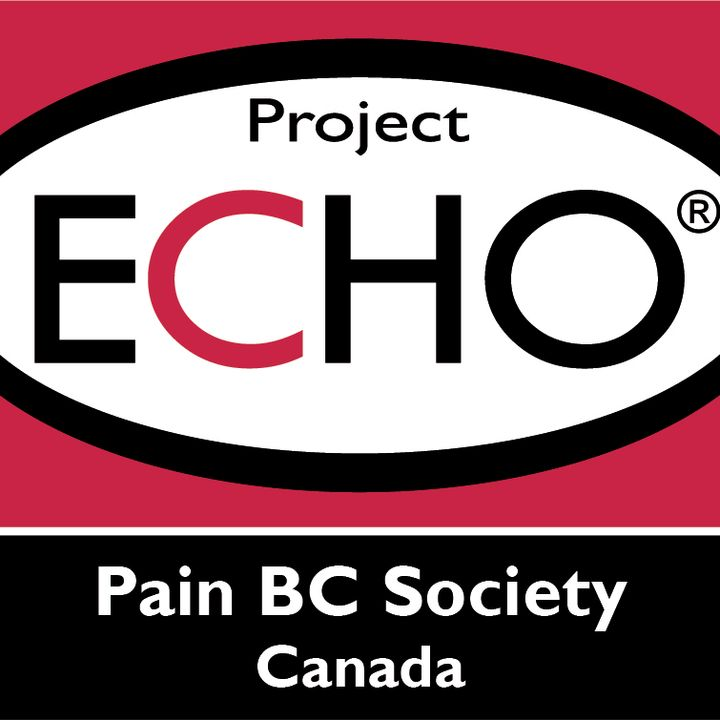 BC ECHO for Chronic Pain: Improving pain care for people living with pain