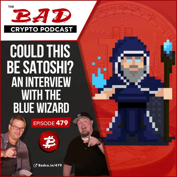 Could This Be Satoshi? An Interview with The Blue Wizard