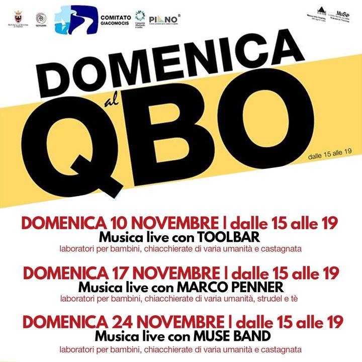 DOMENICHE AL QBO - MUSEO DELLE PALAFITTE