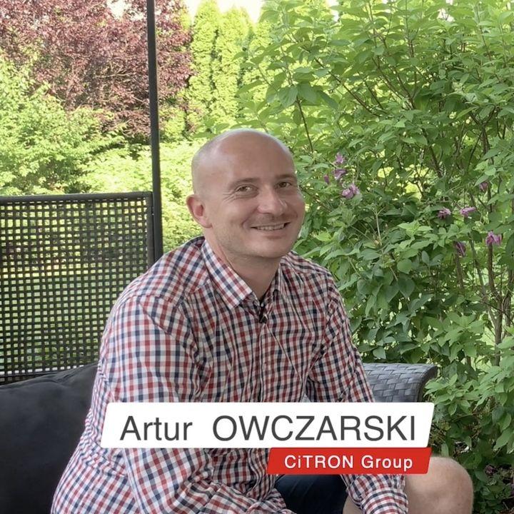 Artur Owczarski - CiTRON Group