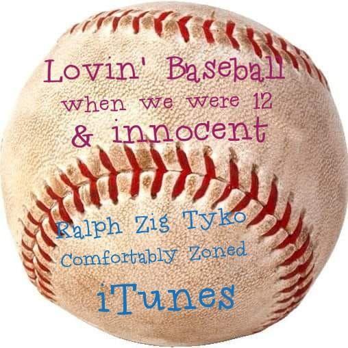 Lovin' Baseball When We Were 12 and Innocent 5/14/21