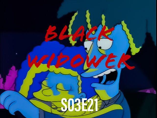 21) S03E021 (Black Widower)