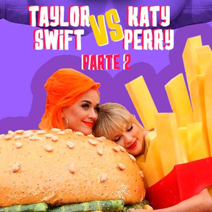 Katy Perry Vs Taylor Swift (Parte 2): ¿Colaboración en puerta?