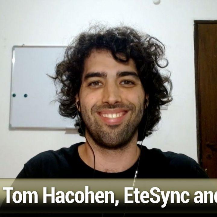 FLOSS Weekly 613: EteSync and Etebase - Tom Hacohen, EteSync and Etebase