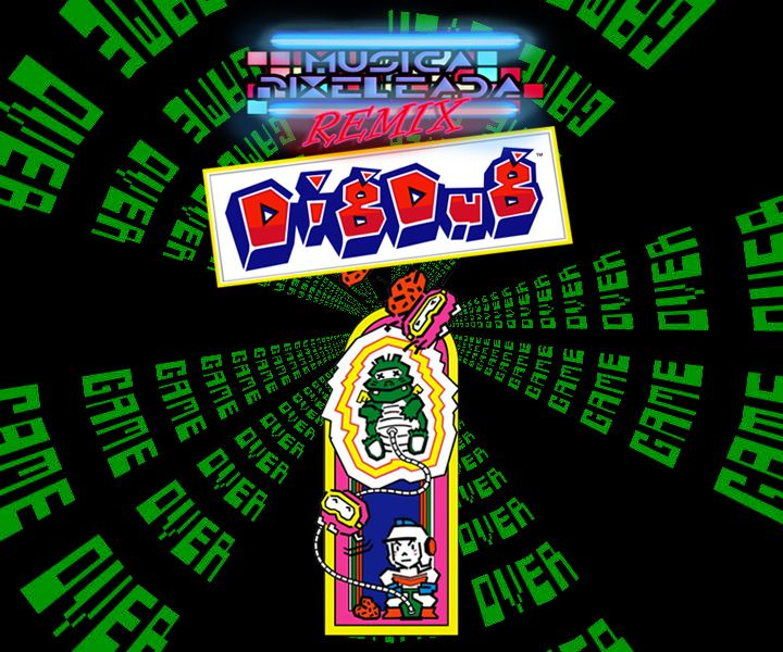 Dig Dug (Arcade)