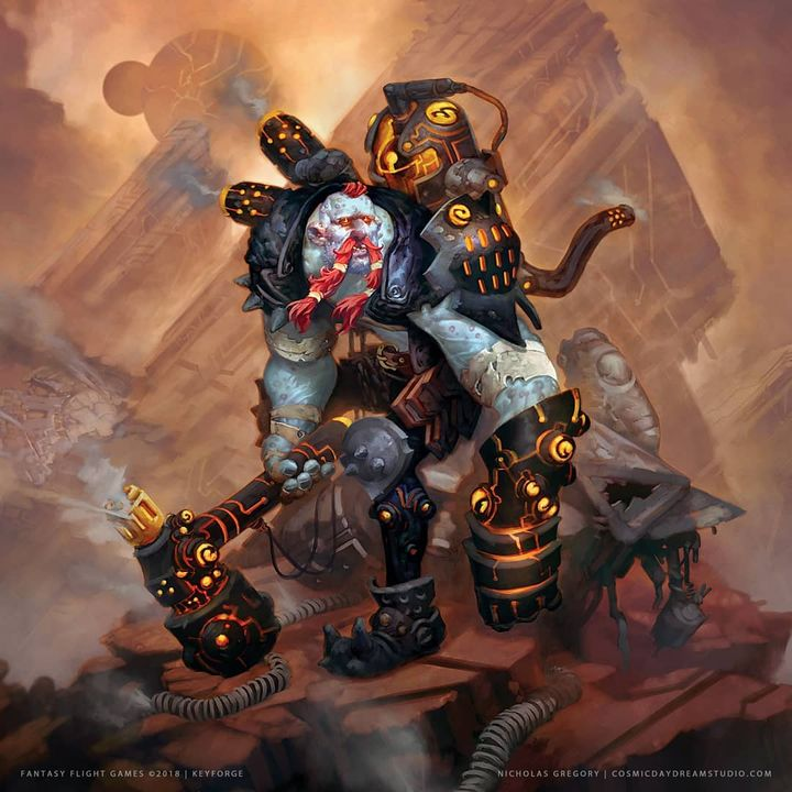 Getting Ready for #Keyforge World - Strategies for Adaptive
