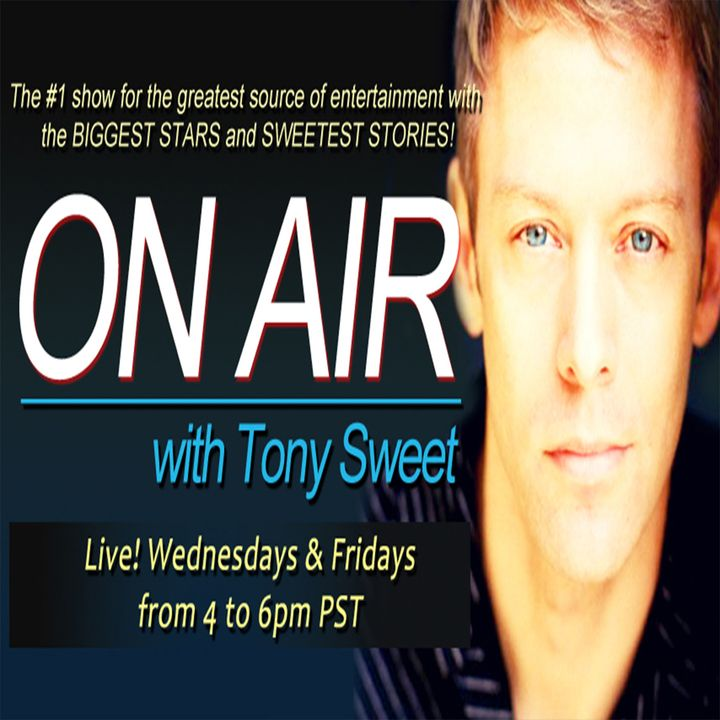 On Air With Tony Sweet - Stephen Kramer Glickman and Amber Nash