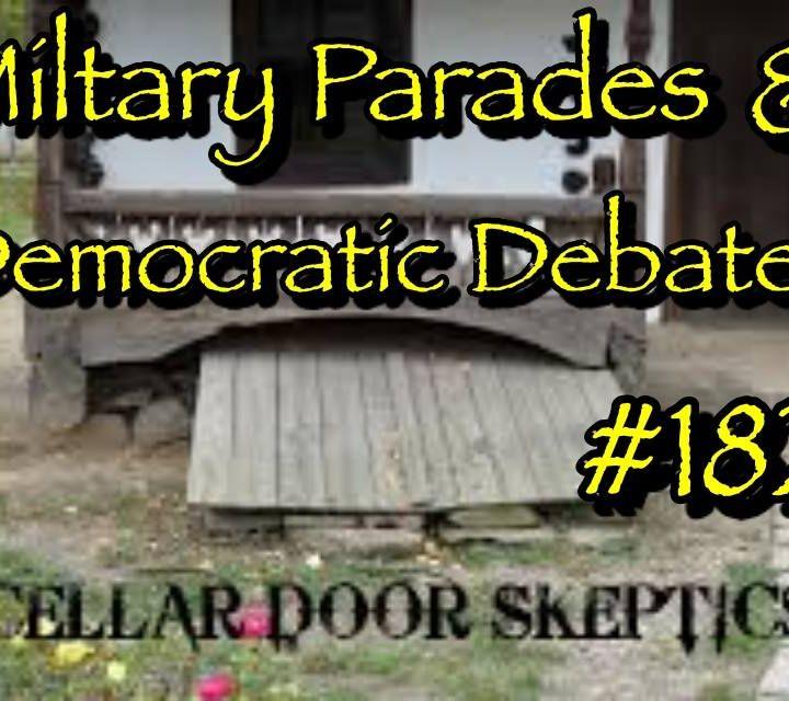 182: Poser Military Parade Shenanigans