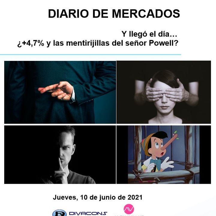 DIARIO DE MERCADOS Jueves 10 Junio