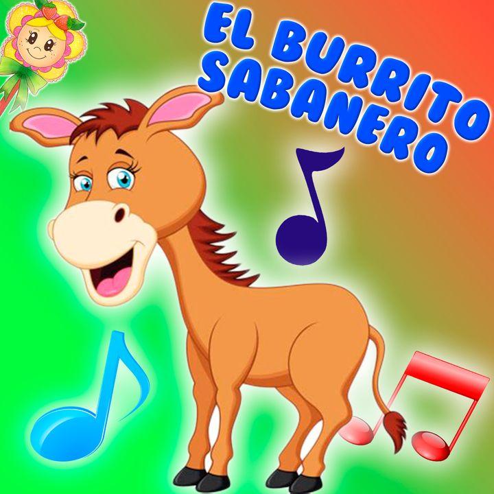 87.  Divertido Villancico EL BURRITO SABANERO Versión de Brownie. Canciones Navideñas de Brownie y el abuelo albondiguilla