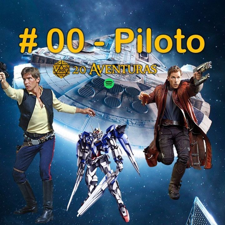 #00 - Piloto