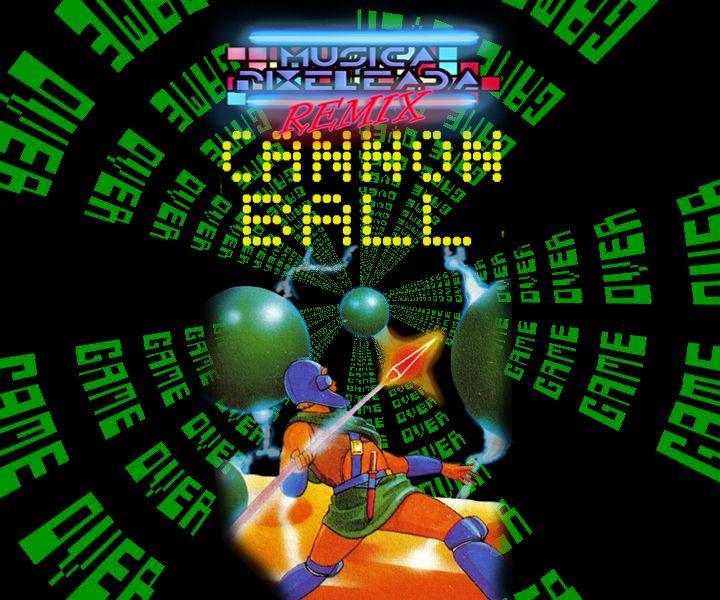 Cannon Ball (MSX)