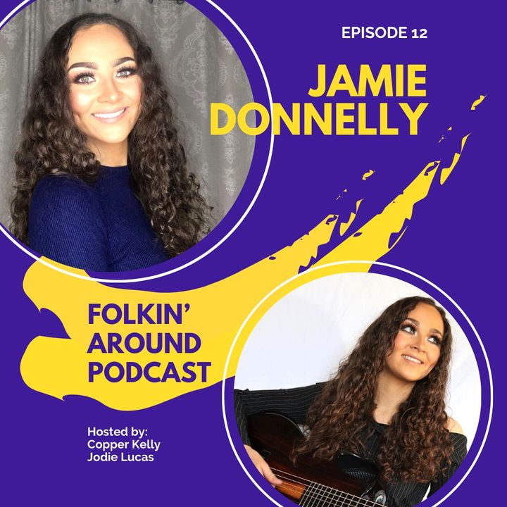 EP12 Jamie Donnelly