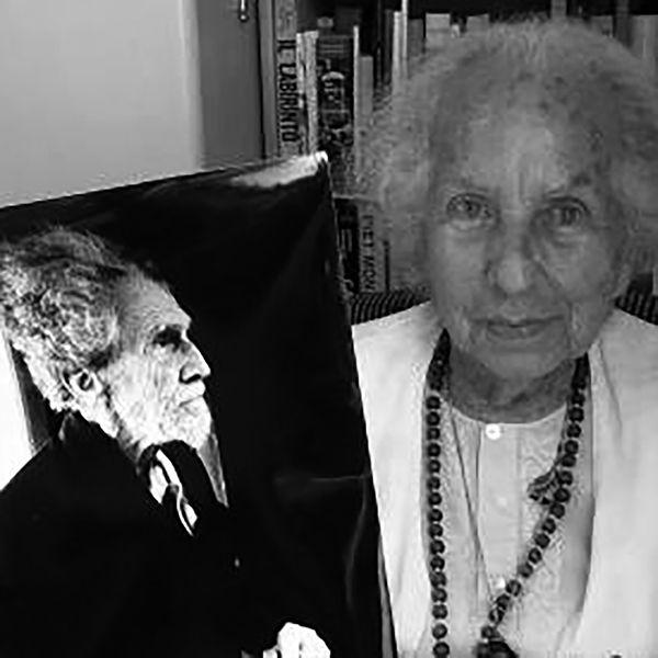 Lisetta Carmi, L'ombra di un poeta – Una visita a Ezra Pound