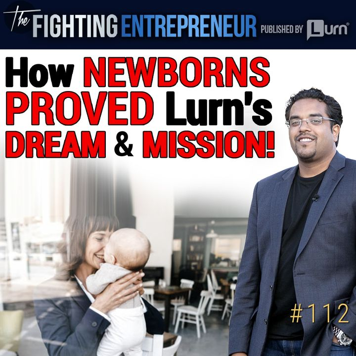 How Lurn Helped a Stranger have a Baby and Proved our Dream & Mission at the Same Time!