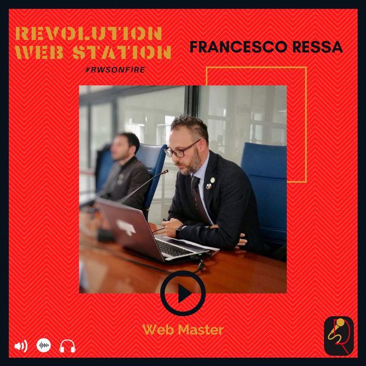 INTERVISTA FRANCESCO RESSA - WEB MASTER