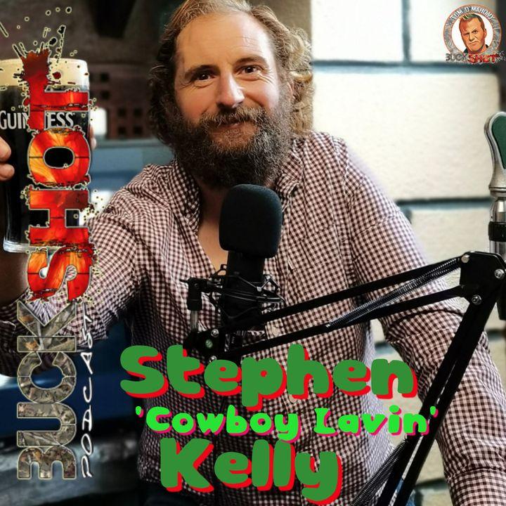 181 - Stephen 'Cowboy Lavin' Kelly