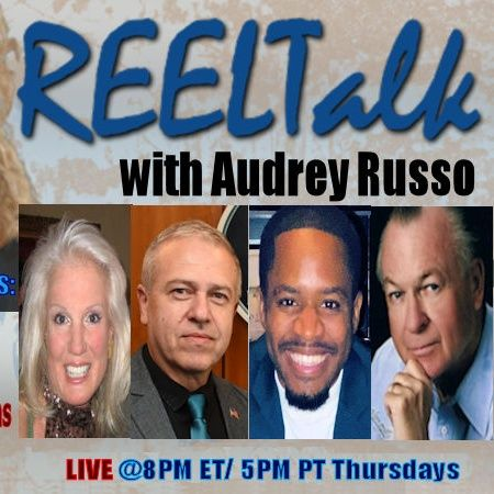 REELTalk: Gen. Paul Vallely, Daphne Barak and Bill Gunasti Trump vs Hollywood and author and comedian Terrence K Williams