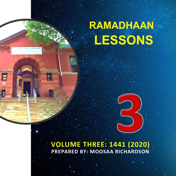 1MM's 1441 Ramadhaan Lessons (2020)