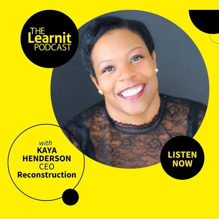 #8 Kaya Henderson, Reconstruction: Rebuilding the Black Community Through an Unapologetically Black Curriculum